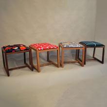 danish inspired stools