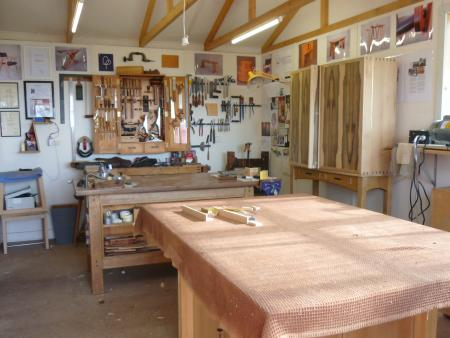 Awesome Phoebe Everillu0027s Furniture Making School Holds A Range Of Courses And  Classes Suitable For Everyone.