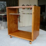 Rosewood Entertainment Unit