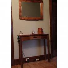 Hall Table, Mirror & Shaker Boxes by Keith
