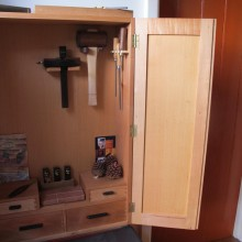 Tool cabinet by Sally