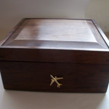 Medals box by Deb