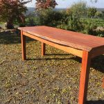 Waugh Iron Bark Bar Table
