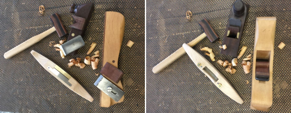 new tools phoebe everill project