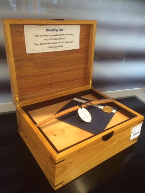Wedding Box by Pascale