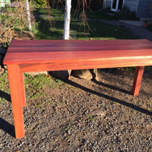 ironbark table