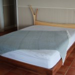 blackwood and silver ash bed