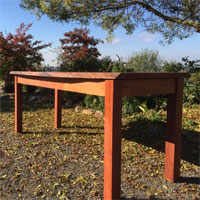 waugh ironbark table