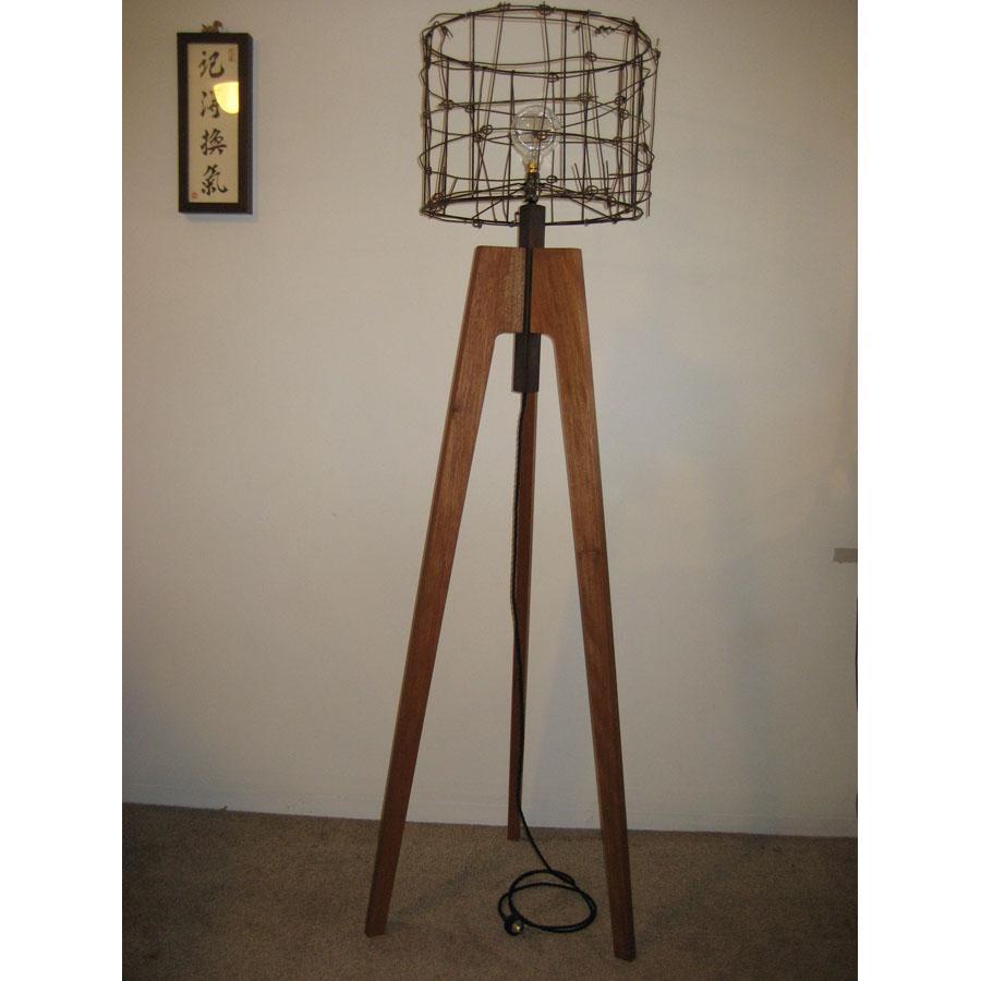 Standard Lamp by B