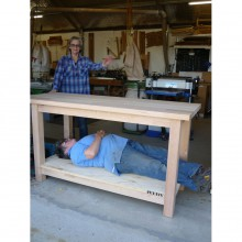 Workbench by Sue