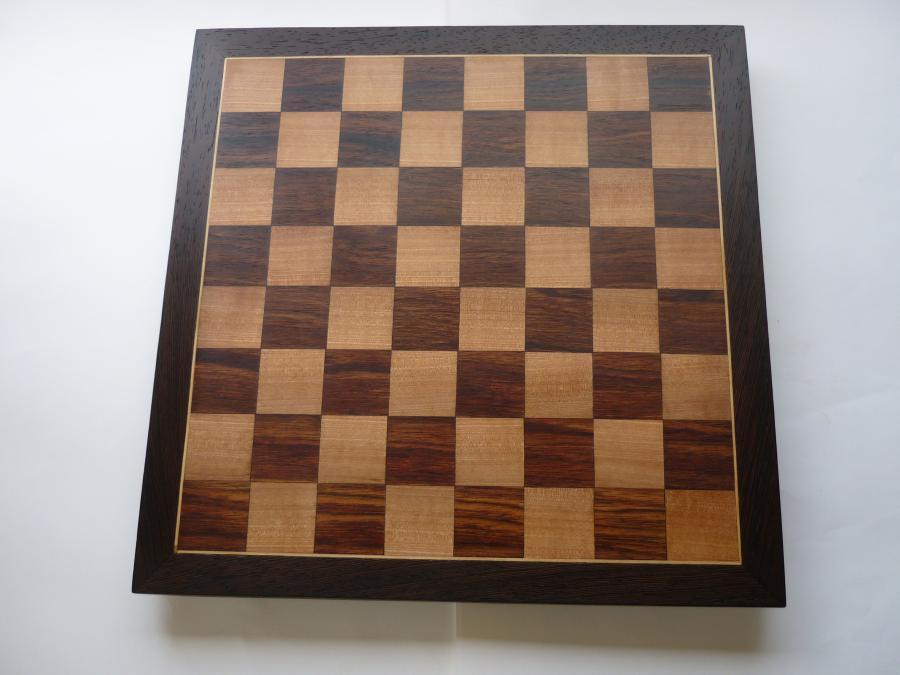 Chessboard by Yvonne