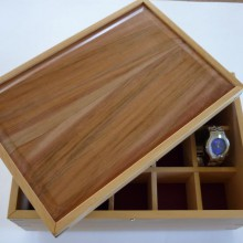 Collectors watch box by Kirsten