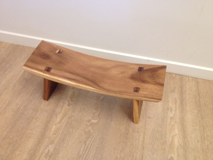 Meditation Stool by Sally