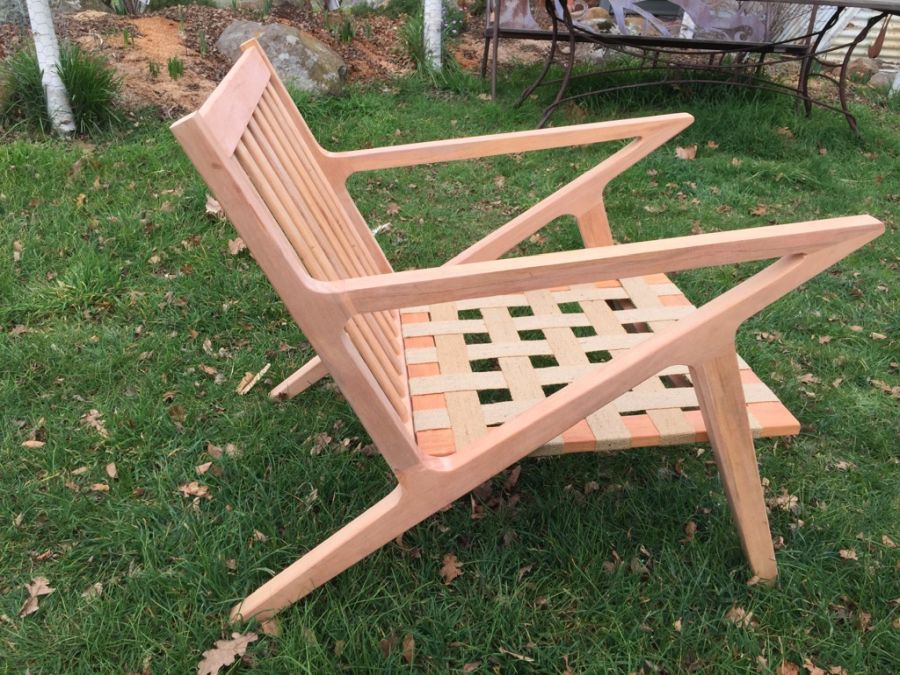 sally lounge chair