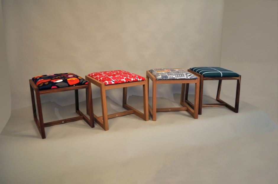 danish inspired stools