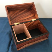 Blackwood Tea Box by Steph