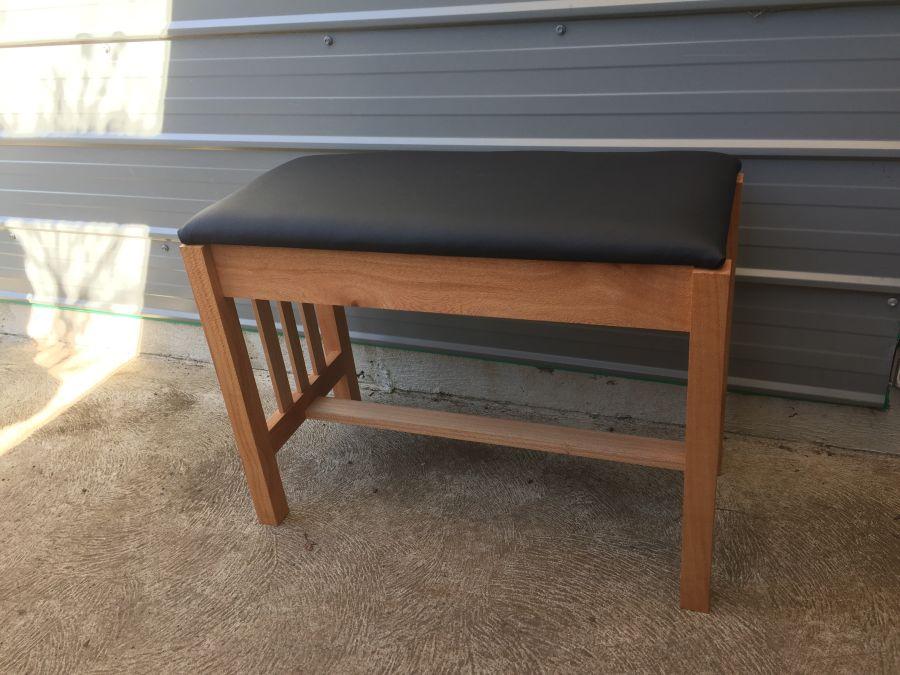 Piano stool by Keith