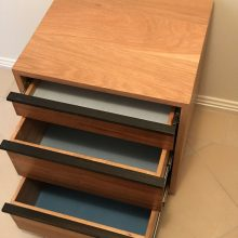 Bedside Drawers by Steph