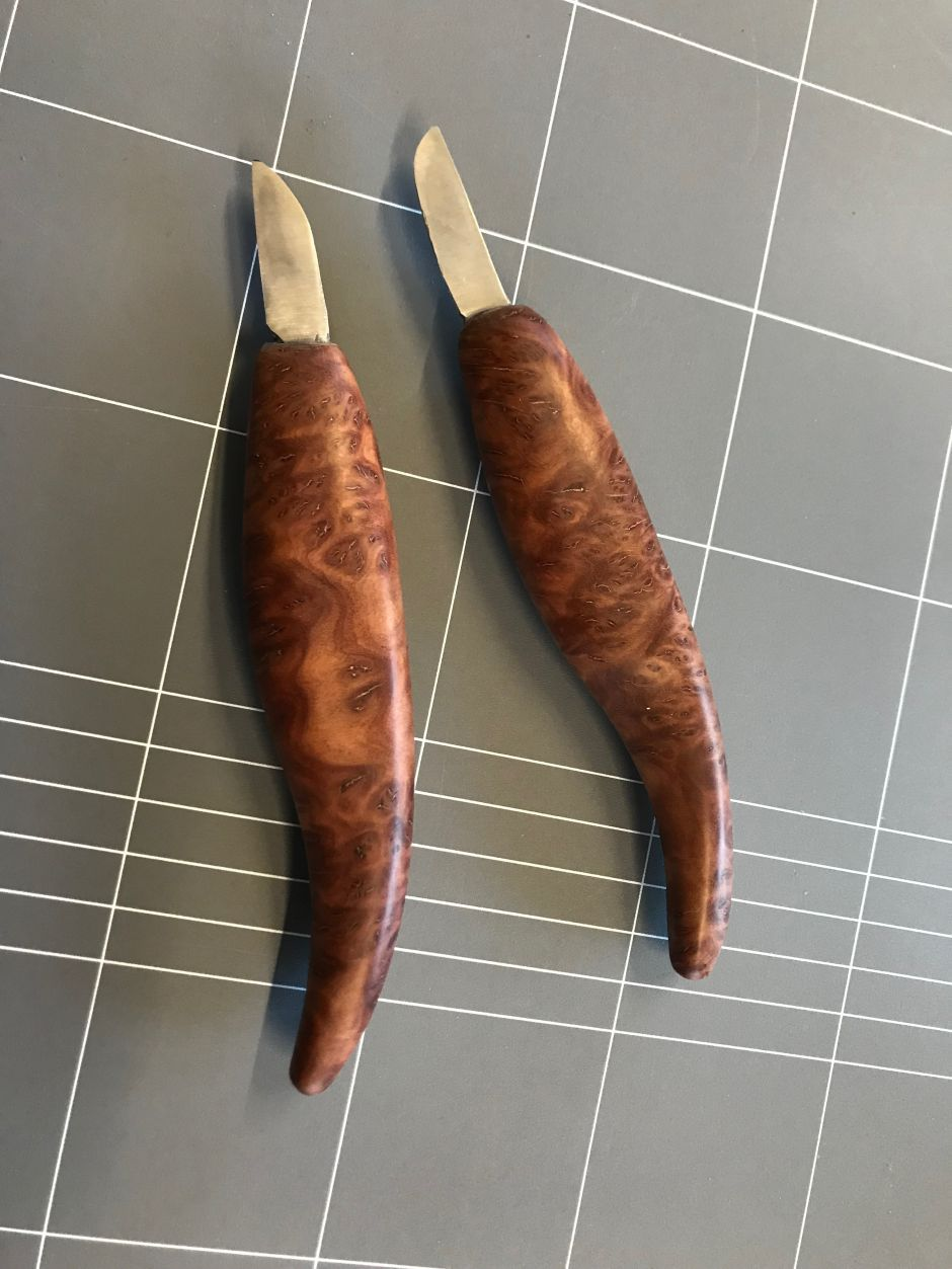 Carving Knives by Steph