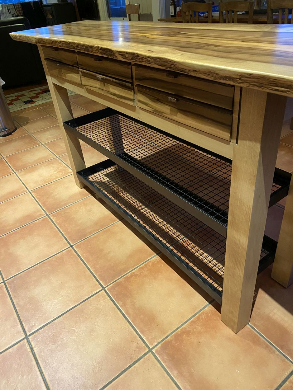 solid timber kitchen island bench 03
