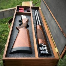 Sporting Gun Case by Dave
