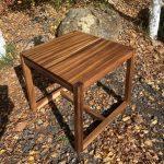 blackwood end table