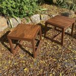 pair bedside tables for sale