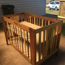 Child's Cot by Tim