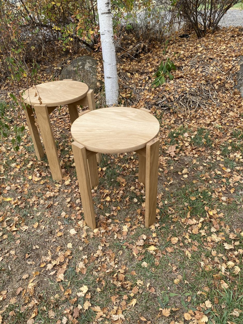 End Tables by Sonya