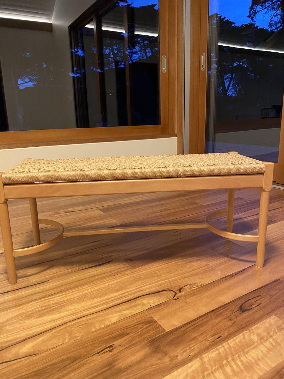 Beech Seat by Gary