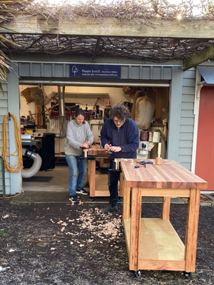 5 Day Intensive Workbenches